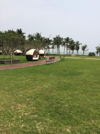 The Westin Sanya Haitang Bay Resort: 海边