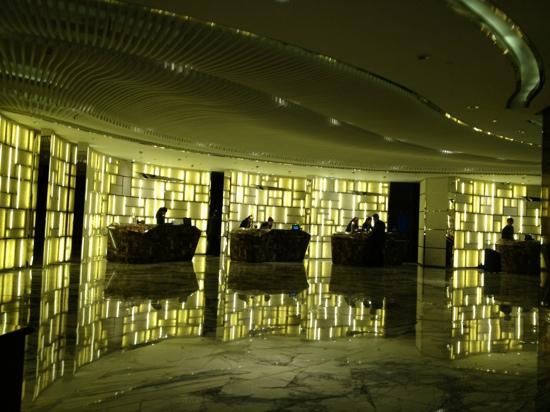 Renaissance Shanghai Yangtze Hotel: 大堂