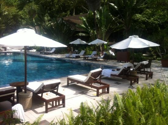 El Nido Resorts Lagen Island : lager island resort