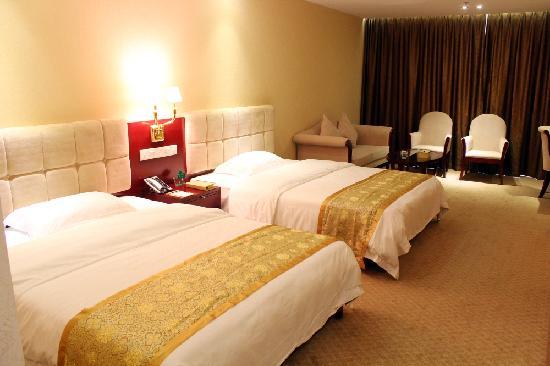 Wu Xiang Hotel : 豪华双人间