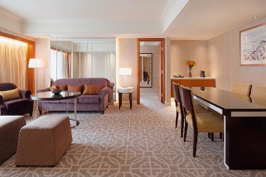 Grand Hyatt Beijing: 君悦双卧室套房(Grand Deluxe Two Bedroom Suite)