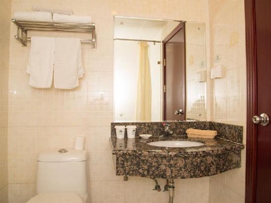 Yujiabao Hotel: 浴室