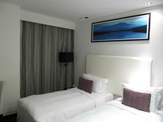 โรงแรมแกรนด์ บอร์เนียว: 房间