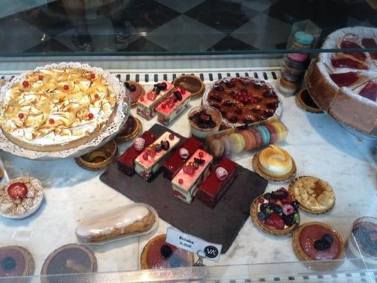 Maison Privat : 甜品