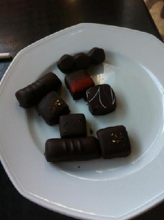 La Petite Marquise : 巧克力