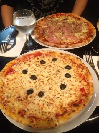 Firmine : 匹萨饼