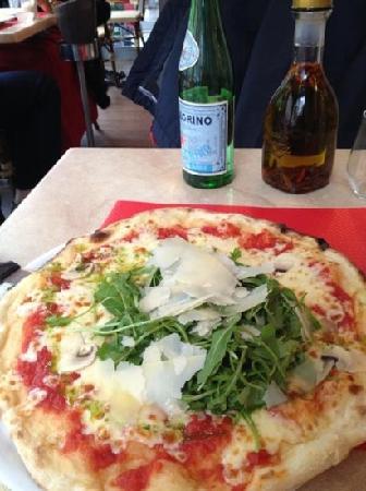 Le Kléber Brasserie : pizza