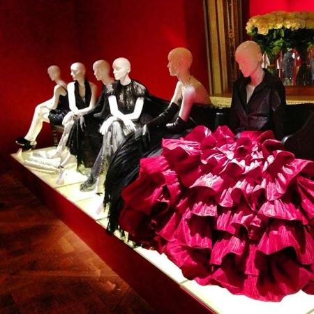 Mona Bismarck American Center: 展品