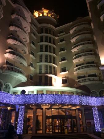 Anting Villa Hotel : 安亭别墅花园酒店