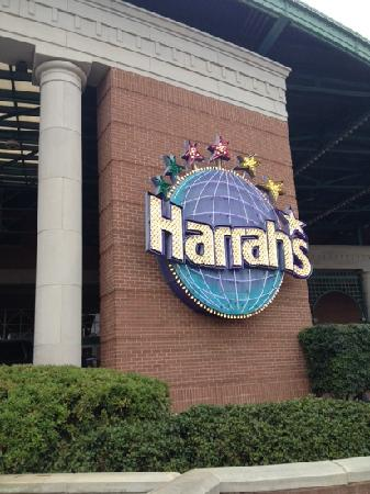 Harrah's New Orleans: 赌场!!
