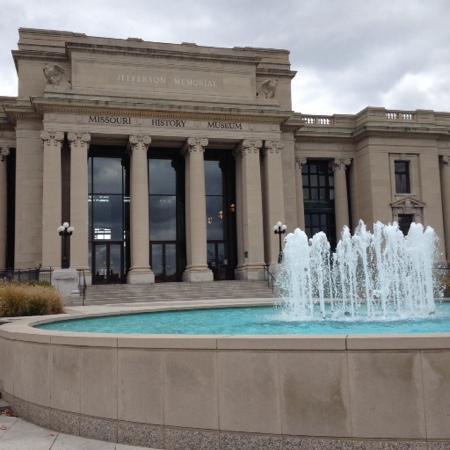Missouri History Museum : 密苏里历史博物馆,
