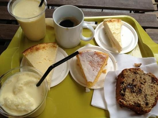 Tugalik: 早餐