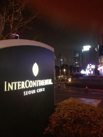Grand InterContinental Seoul Parnas : 绝