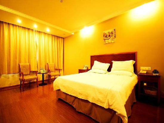 GreenTree Inn Jiujiang Railway Station Business Hotel