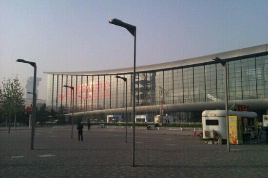 China National Convention Center: 国家会议中心