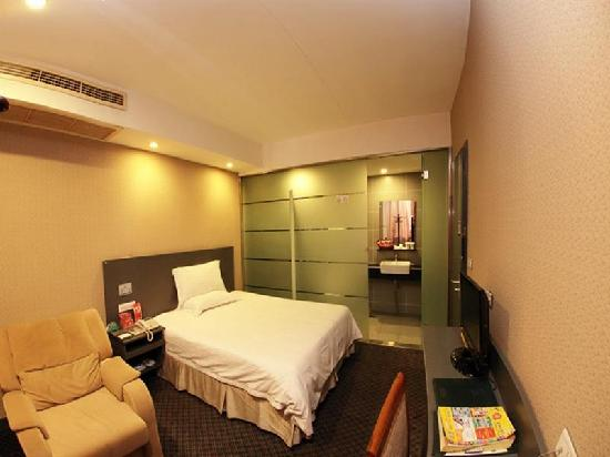 GreenTree Inn Wenzhou Xiaonanmen Express Hotel: 客房