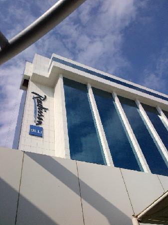 The Diplomat Radisson Blu Hotel, Residence & Spa: Radisson Blu Bahrain