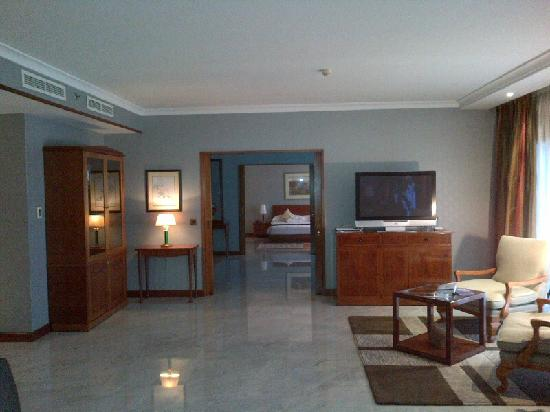 The Diplomat Radisson Blu Hotel, Residence & Spa: Royal Suite