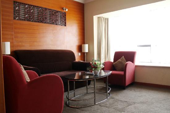 Xi'an Yihe Palace Hotel: keting