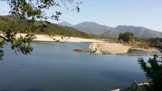 Nanxi River: 楠溪江