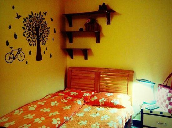 Dozycat Youth Hostel: 温馨小屋