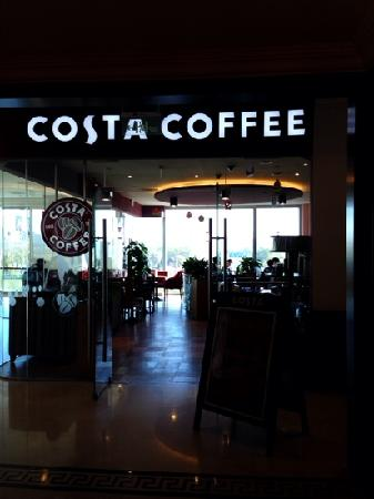 COSTA COFFEE(PanGu DaGuan)