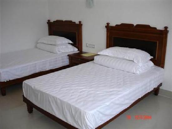 Dengba Hostel Danba: 客房