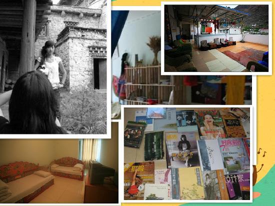 Dengba Hostel Danba: 丹巴登巴