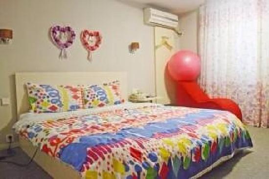 Meimei. Shishang Hotel Yueyang Nanhu Avenue: 照片描述