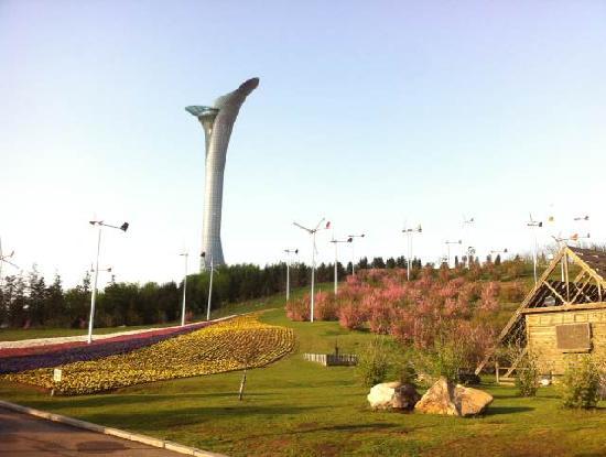 Shenyang International Horticultural Expo Garden: 百合塔