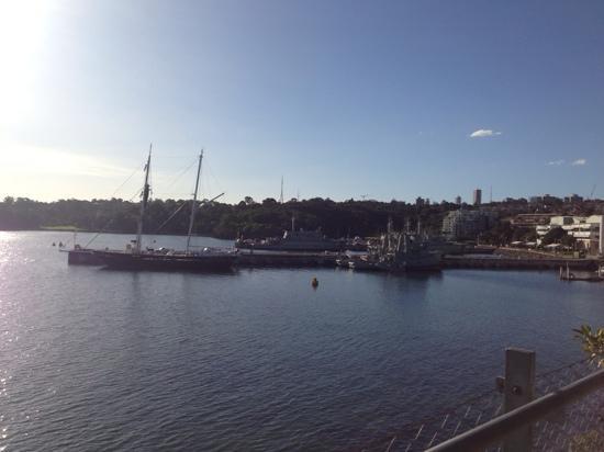 Port Jackson: sydney harbour