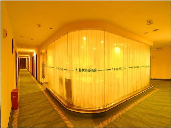 Sihong county, الصين: 走廊