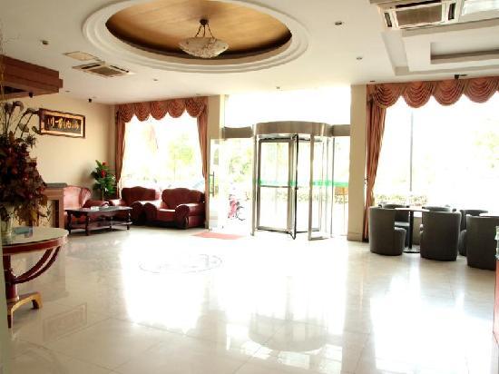 GreenTree Inn Hangzhou Shiqiao Road Business Hotel: 大堂