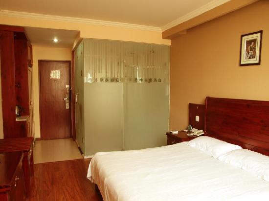 GreenTree Inn Hangzhou Shiqiao Road Business Hotel: 客房