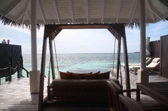 AYADA Maldives: 日落水屋