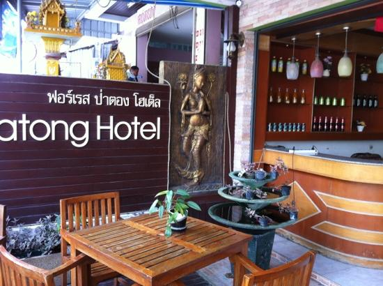 Forest Patong Hotel: 感觉很棒