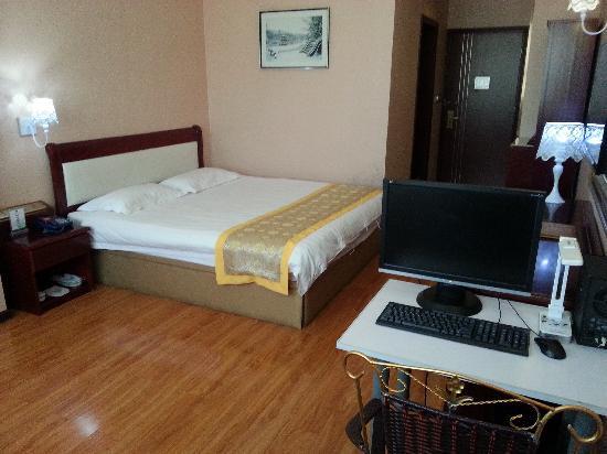 Xin Yin Bai Business Hotel: 大床房
