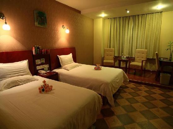GreenTree Inn Rizhao Railway Station Express Hotel