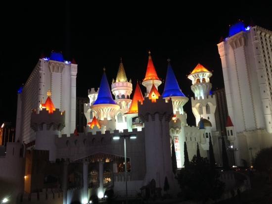 Casino at Excalibur : 很漂亮!
