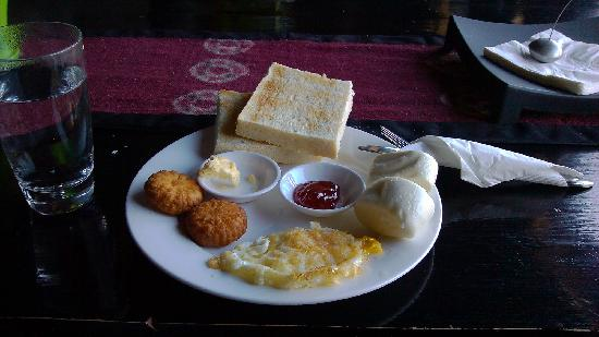 Kunluntang Hotel: 早餐