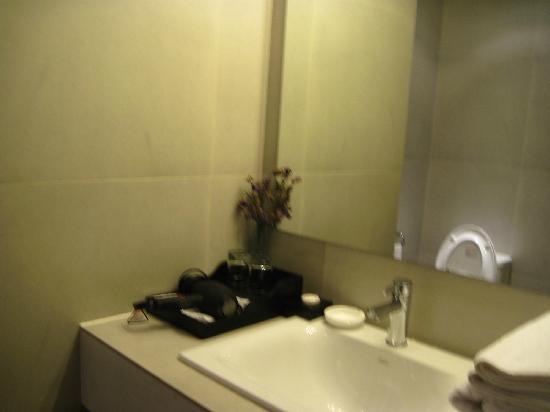 Kunluntang Hotel: 浴室