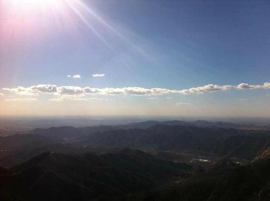 Ten-Thousand Buddhas Peak : 2