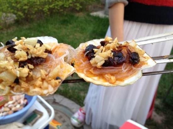 Renyun Barbecue Park Hotel: 自助烧烤