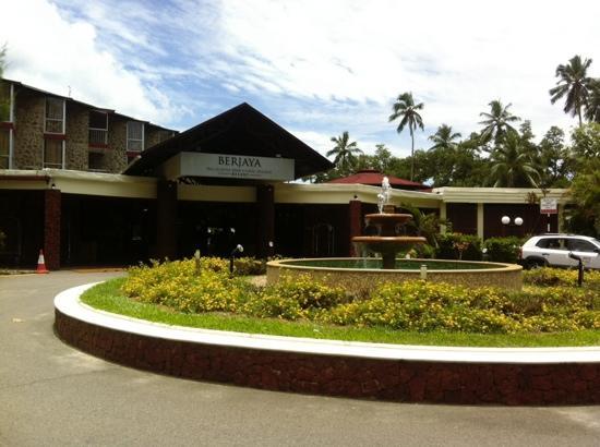 Berjaya Beau Vallon Bay Resort & Casino - Seychelles: 风景秀丽的大门