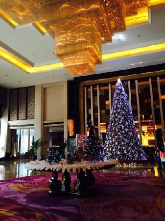 Sheraton Changzhou Xinbei Hotel: 圣诞节的大堂