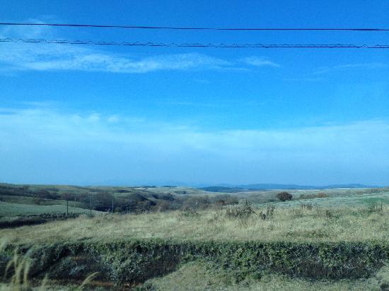 Daikanbo : 蓝天与绿原