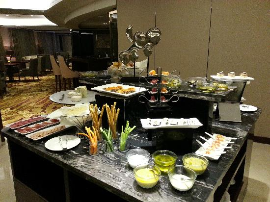 Sofitel Jinan Silver Plaza: happy hour