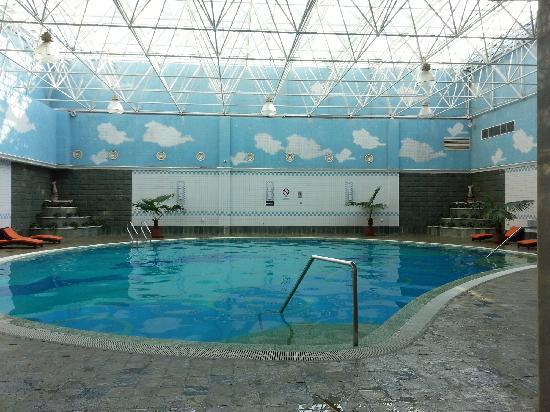 Sofitel Jinan Silver Plaza: 游泳池