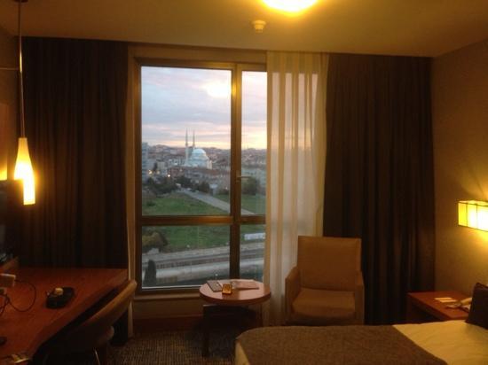 The Green Park Pendik Hotel & Convention Center : 房间很温馨