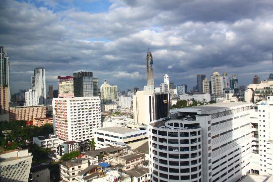 ibis Bangkok Siam Hotel: 窗外